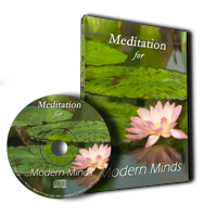 Meditation for Modern Minds CD