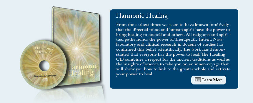 This healing experience combines a respect for the ancient traditions as well as the insights of science to take you on an inner-voyage that will show you how to link to the greater whole and activate your power to heal.