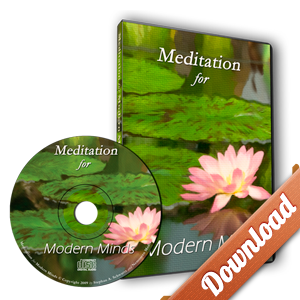 Meditation for Modern Minds Digital Download